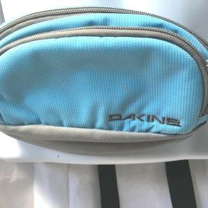DAKINE Waist Bag Blue Gray Small Zippered